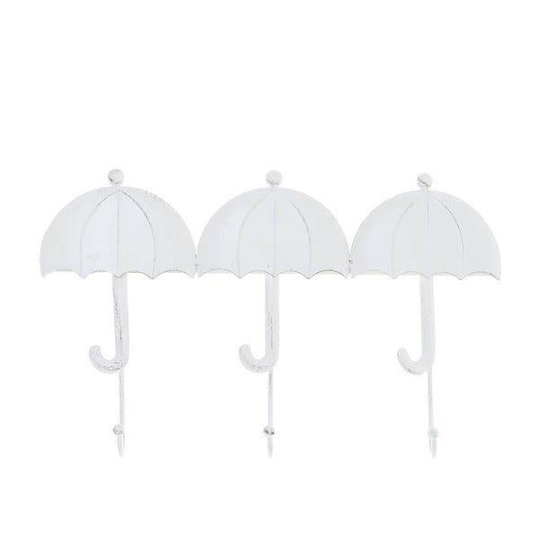 Nástěnný věšák Umbrellas, 40x24 cm