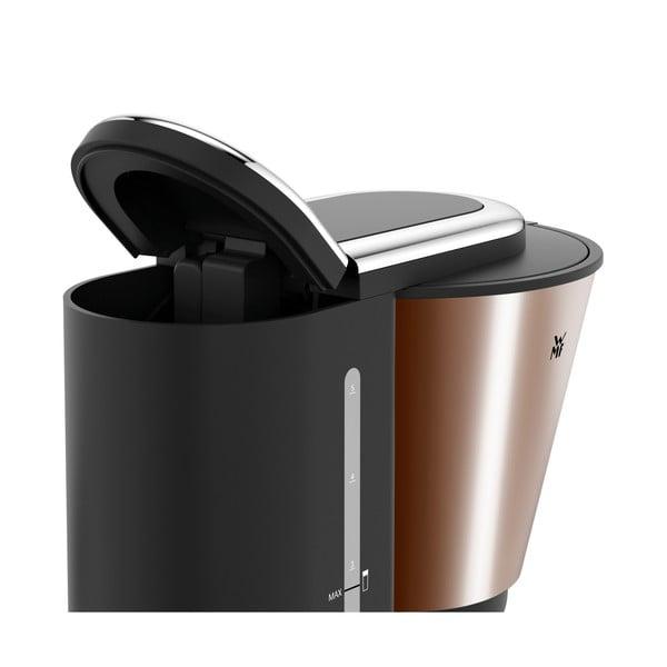 Nerezový kávovar na filtrovanou kávu v měděné barvě WMF Aroma KITCHENMINI