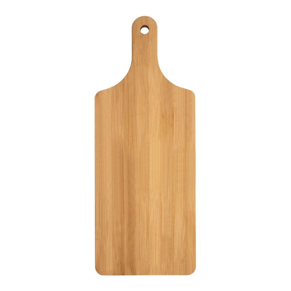 Kuchyňské krájecí prkénko z bambusu Premier Housewares, 45 x 18 cm