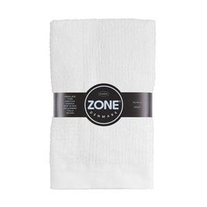 Bílý ručník Zone,100x50cm
