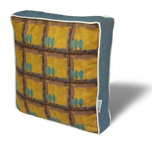Pernă pentru scaun Gravel Saddo, 42x42cm,cuumplutură