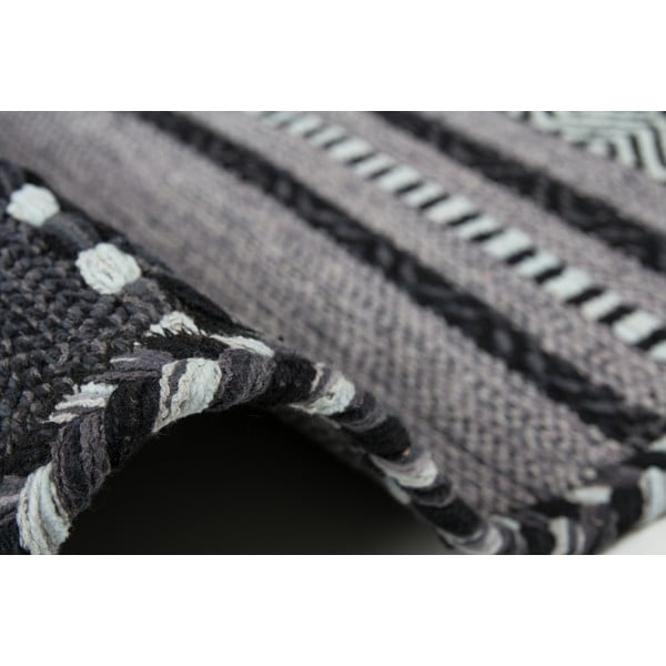 Koberec Native 325 Gray, 80x150 cm