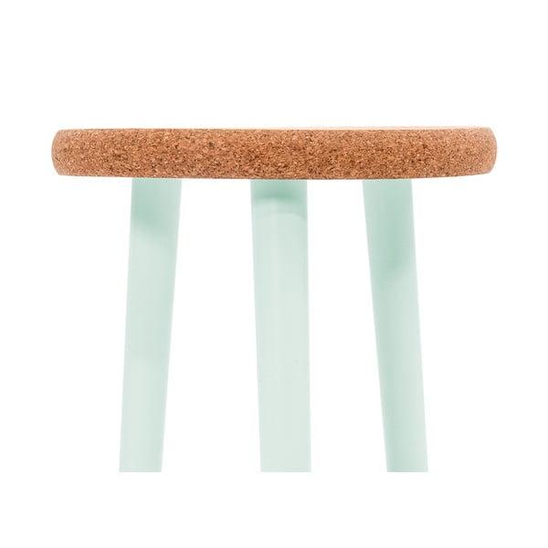 Stolička na sezení  Petur Turquise