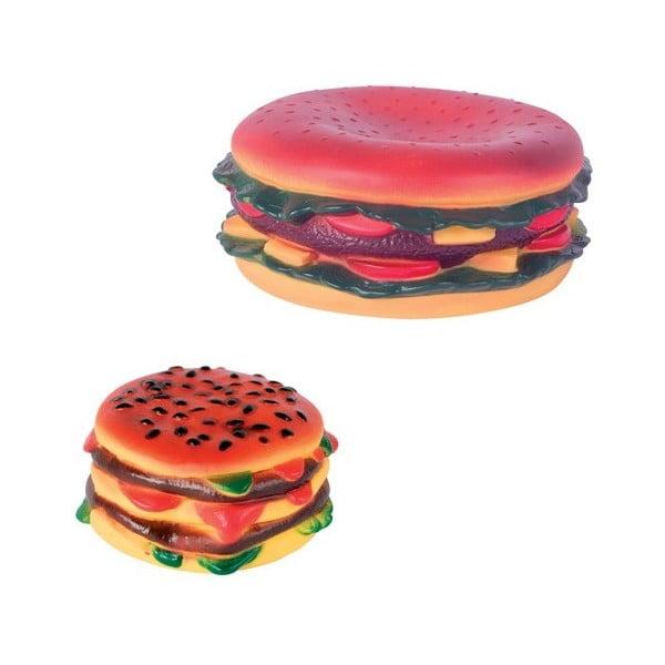 Psí hračka Hamburger