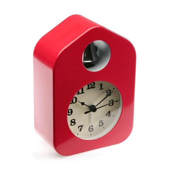 Czerwony budzik Versa Despertador