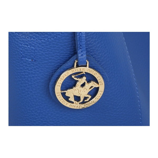 Modrá kabelka Beverly Hills Polo Club Rita