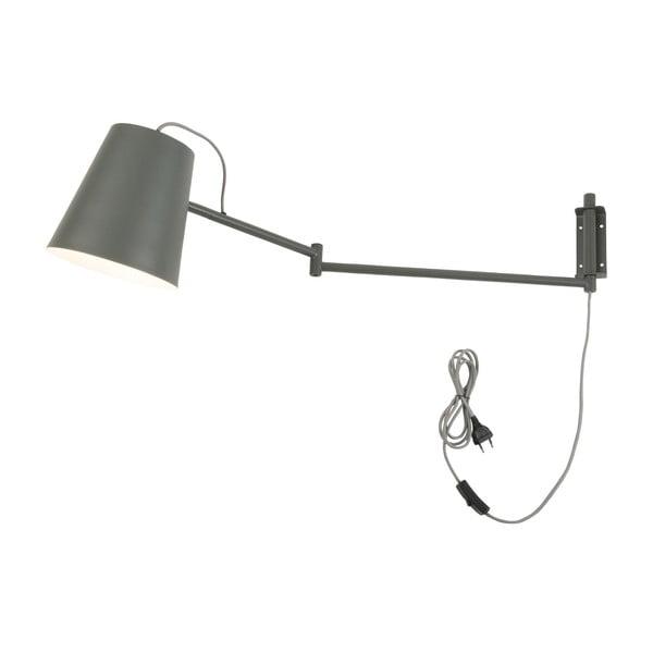 Brisbane szürke fali lámpa - Citylights