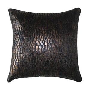 Polštář Brown Crocodile, 45x45 cm