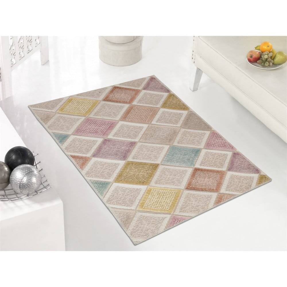 Odolný koberec Vitaus Remus, 80x150cm