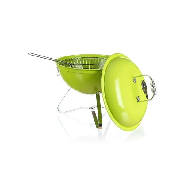 Gril Picnic, zelený