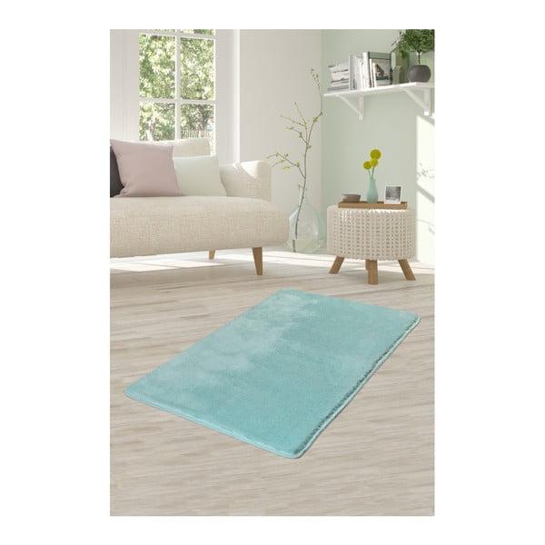 Jasnoturkusowy dywan Milano, 120x70 cm