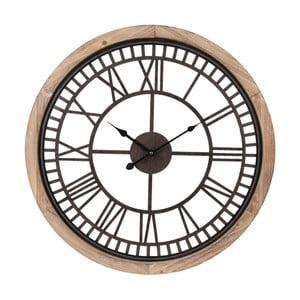 Nástěnné hodiny Clayre & Eef Hannah, ⌀ 60 cm