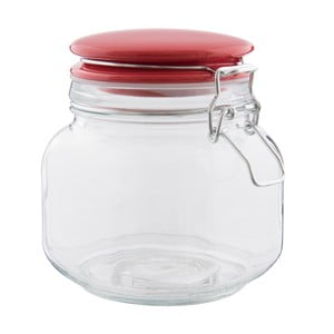 Zavařovací sklenice s víkem Clayre & Eef, 750 ml