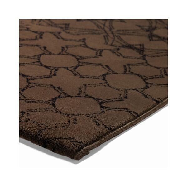 Koberec Hamptons, 140x200 cm, hnědá/čokoláda