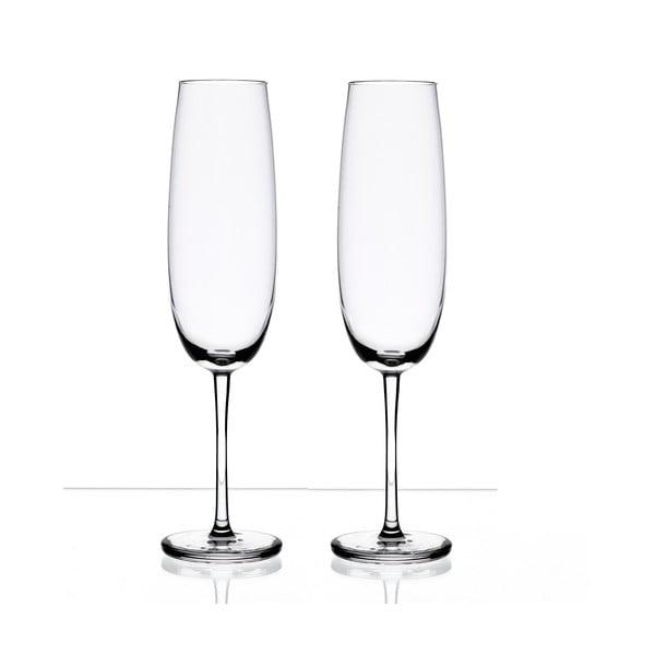 Sada 2 šampaňských fléten od Maxima Velčovského, 160 ml