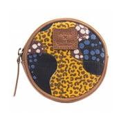 Hořčicová peněženka na drobné O My Bag Circular