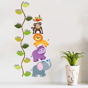 Samolepka Jungle metr, 160 cm