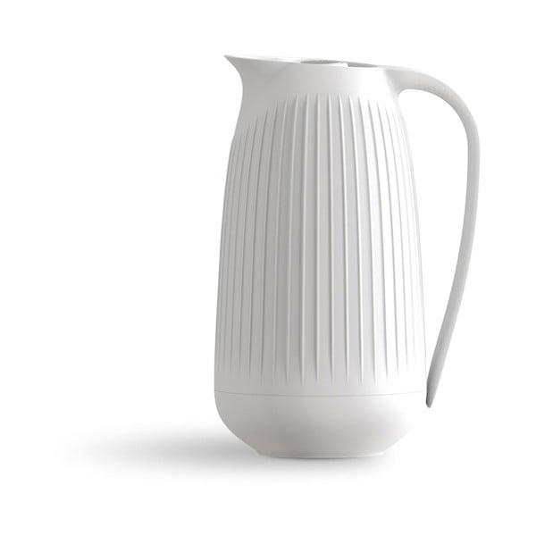 Hammershoi Thermos Jug fehér műanyag kancsó, 1 l - Kähler Design