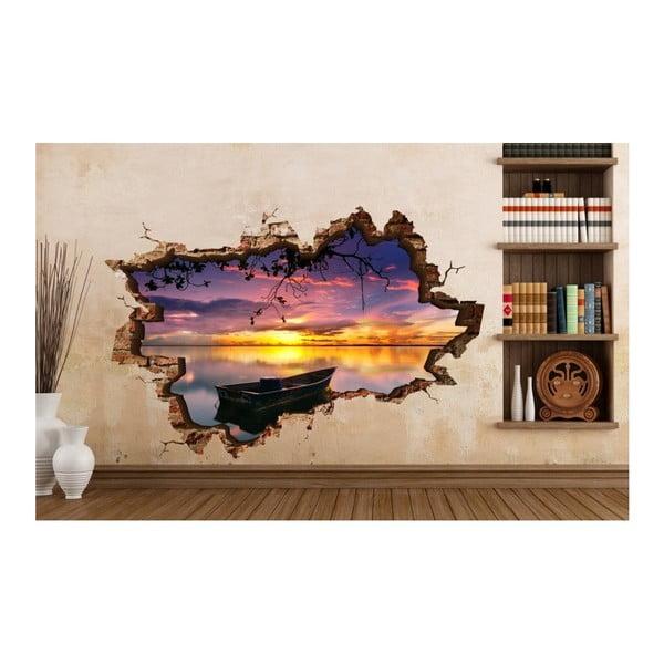 Autocolant de perete 3D Art Jelle, 70 x 45 cm