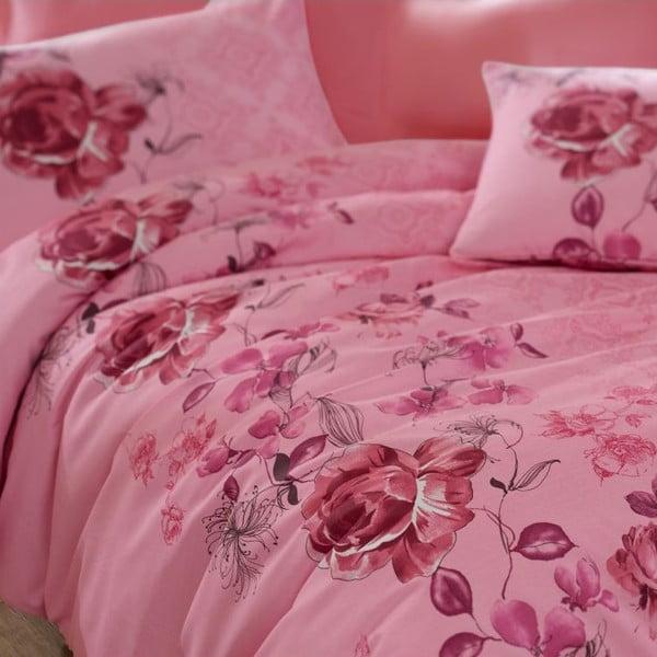 Povlečení Angle Pink Purple, 200x220 cm