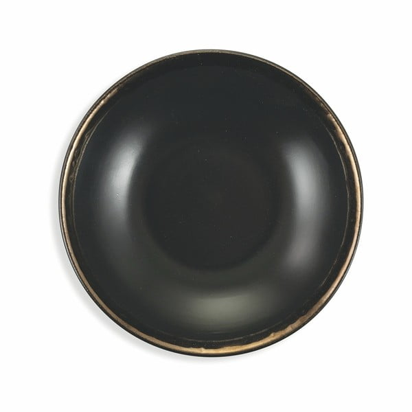 18dílná sada černého nádobí z kameniny Villad'Este Naima