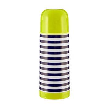 Sticlă termos Premier Housewares Mimo, 350 ml, alb - albastru-verde imagine