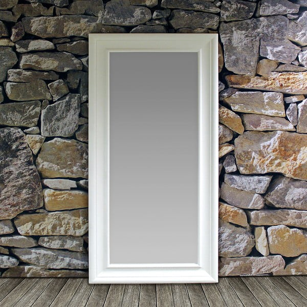 Bílé zrcadlo Canett Skagen