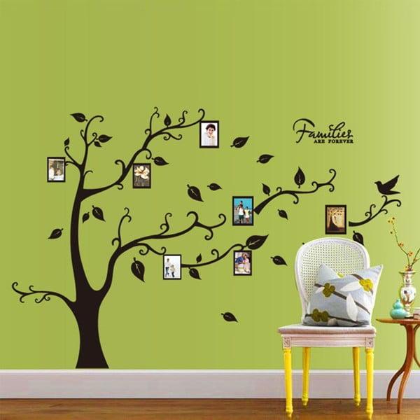 Dekorativní samolepka Family Tree