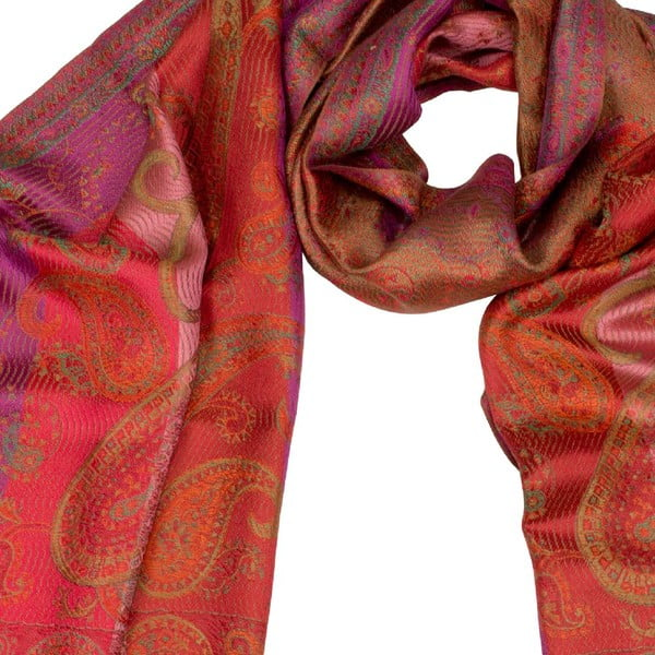 Hedvábný šátek Shirin Sehan - Smilla