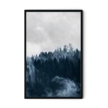 Tablou cu ramă Insigne Finland,70x110cm