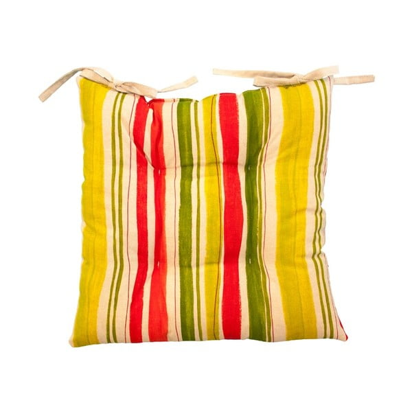 Podsedák Jungle Stripes, 40x40 cm