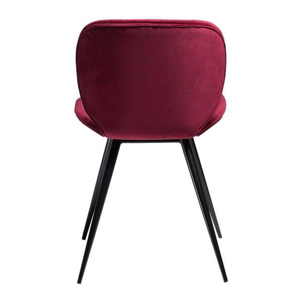 Tmavě růžová židle DAN-FORM Denmark Cloud