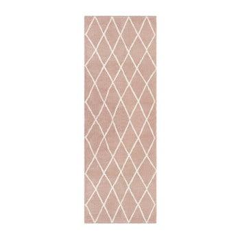 Traversă Elle Decor Passion Abbeville 80 x 200 cm roz