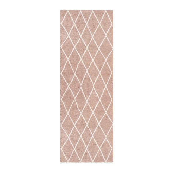 Passion Abbeville rózsaszín futószőnyeg, 80 x 200 cm - Elle Decor
