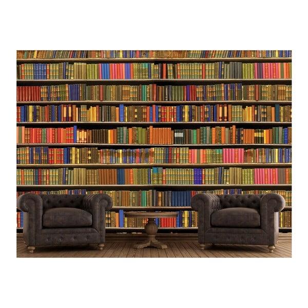 Velkoformátová tapeta Bookshelf, 315x232cm