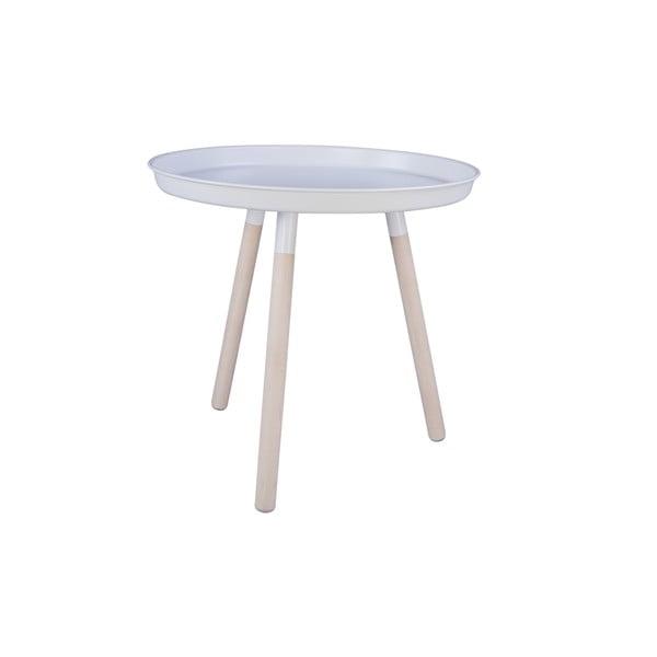 Sticks Tray fehér tárolóasztal - Nørdifra