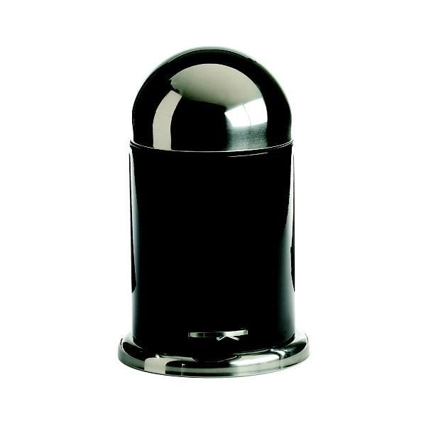 Pedálový koš 3l, černý
