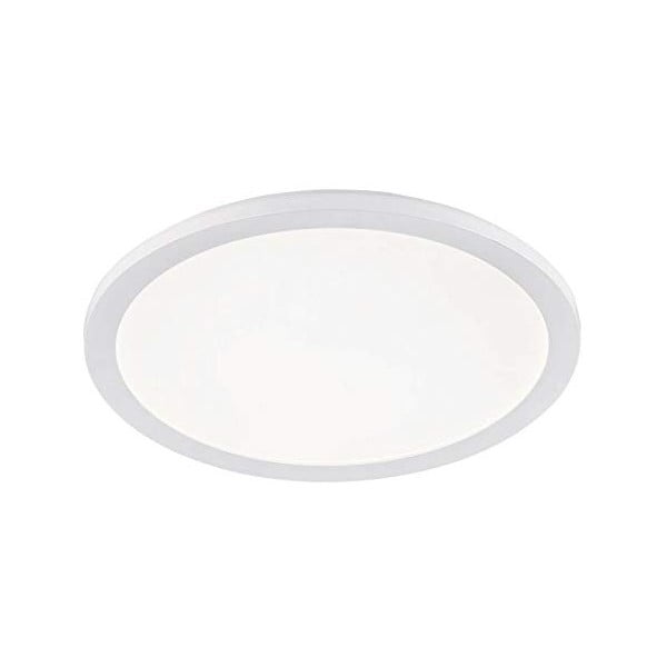 Plafonieră LED Trio Camillus, ⌀ 40 cm, alb