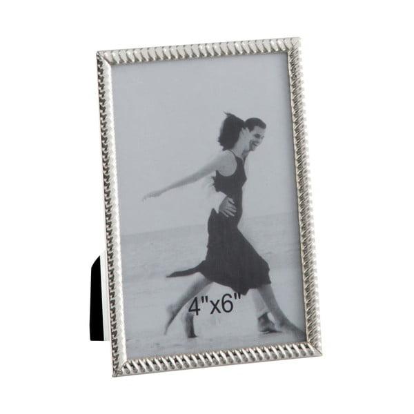 Fotorám s kovovým rámečkem Moderna, 10x15 cm