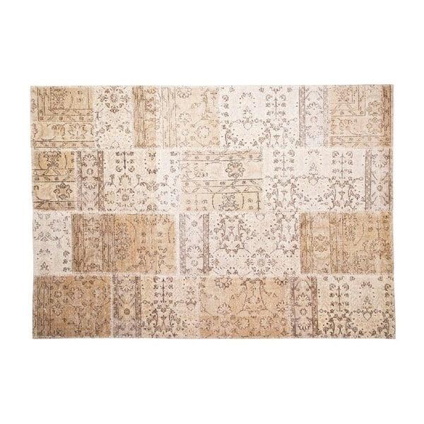 Vlněný koberec Allmode Light Nat, 180x120 cm