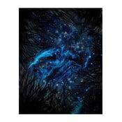 Autorský plakát od Toy Box Hvězdný nebe, 60x78 cm