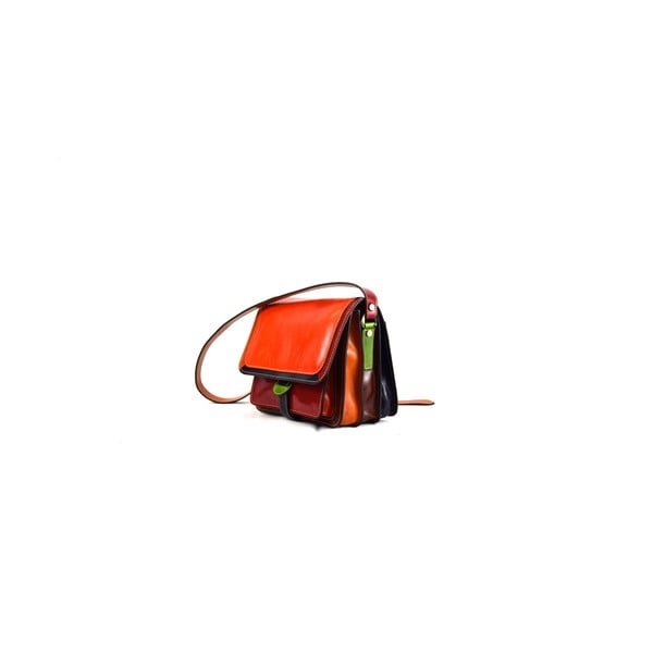 Kožená kabelka Santo Croce 132138 Multi