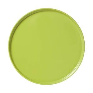 Kulatý tác Firenze, zelený