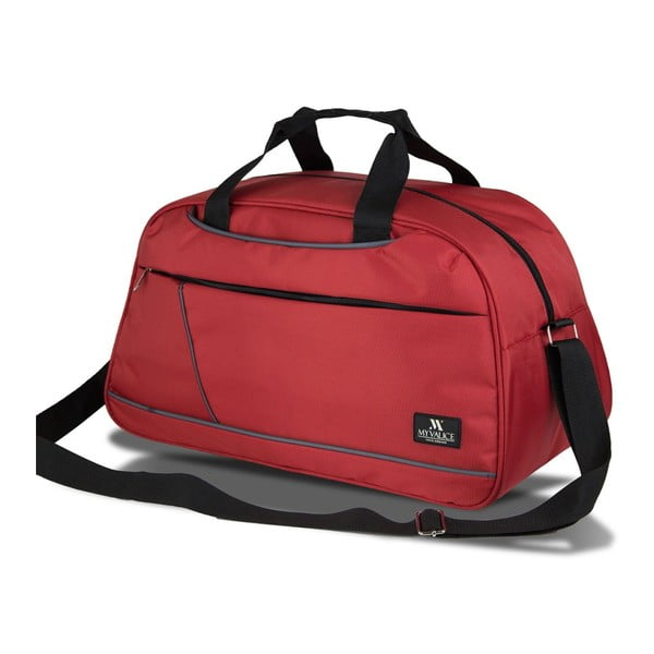 Červená športová taška My Valice DEPORTIVO Sports and Travel Bag