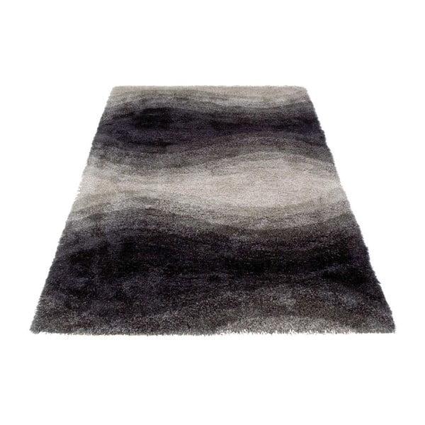 Koberec Bakero Oscar 07 Black/White, 170x240 cm