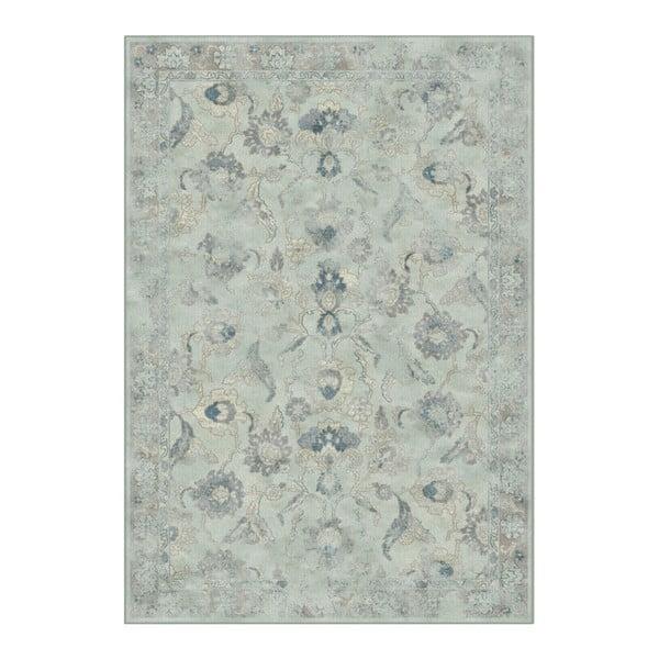 Světle modrý koberec Safavieh Serafina Vintage, 200x279cm