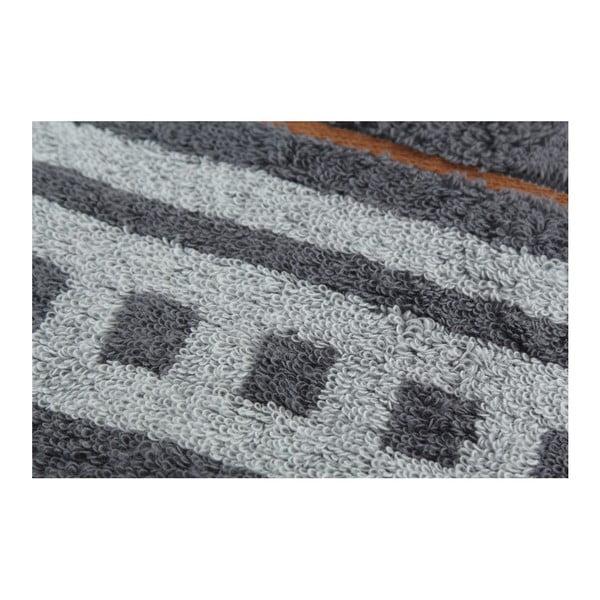 Sada 2 osušek Clay Stone, 70x140 cm
