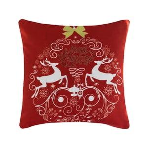 Polštář s výplní Christmas V15, 45 x 45 cm