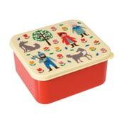 Box na svačinu s motivem Červené Karkulky Rex London Red Riding Hood
