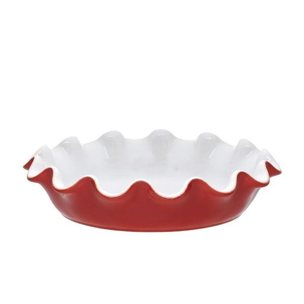 Koláčová forma Emile Henry 26 cm, červená